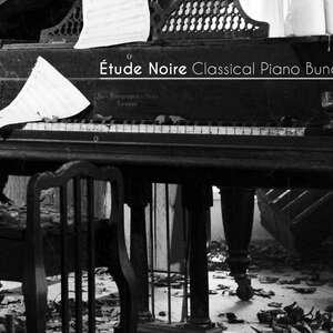 Étude Noire Royalty-Free Piano Bundle 1