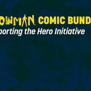 Shadowman Comic Bundle