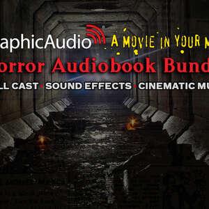 GraphicAudio® Horror Audiobook Bundle